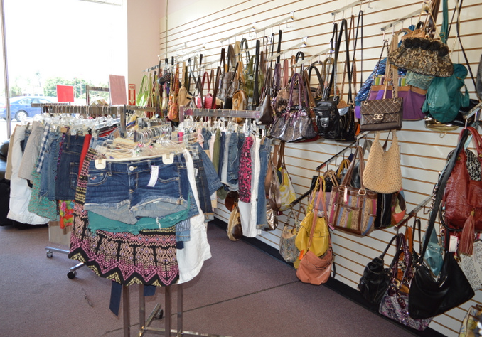 Consigning at Repeat Boutique, Scalp Avenue, Johnstown, Pa